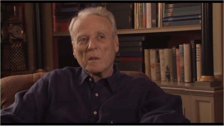 William Goldman speaks