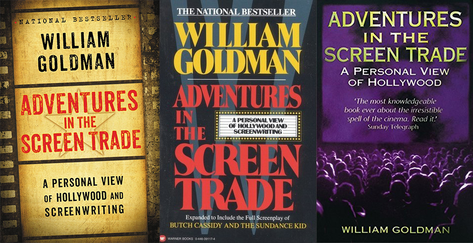 Adventures in the Screen Trade- thescriptblog.com
