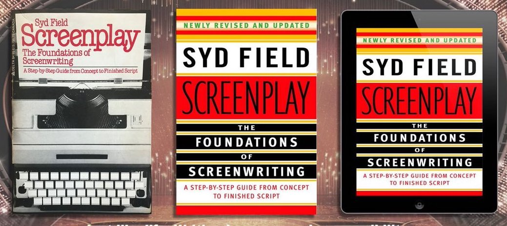 Screenplay by Syd Field - Thescriptblog.com