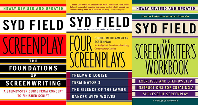 Syd Field books