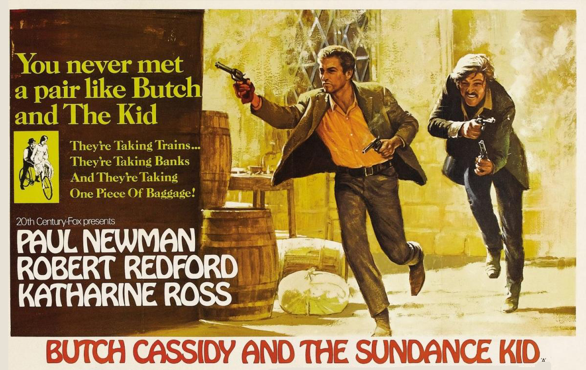Butch Cassidy and the Sundance Kid - For screenwriters: Endings - thescriptblog.com