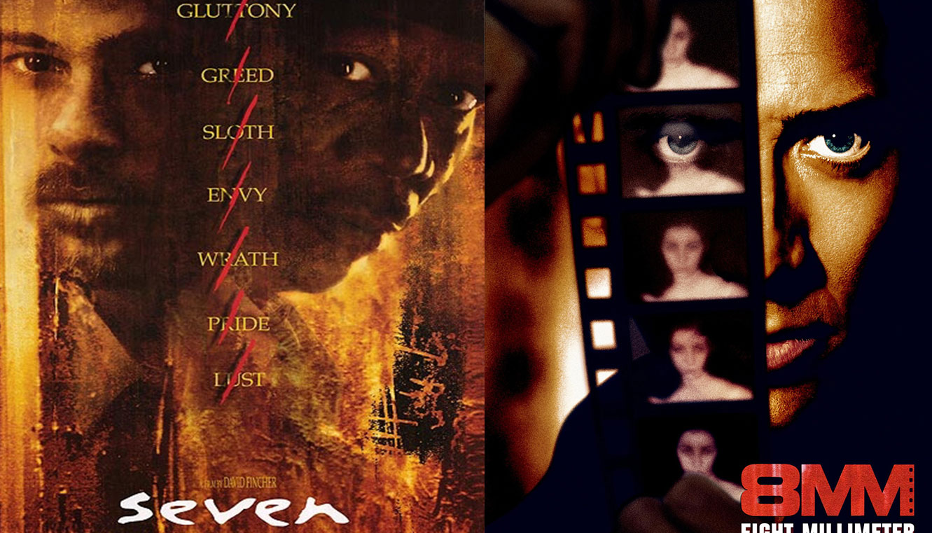 Andrew Kevin Walker on SE7EN and 8mm - Best Screenwriting Books: INTO THE WOODS - thescriptblog.com