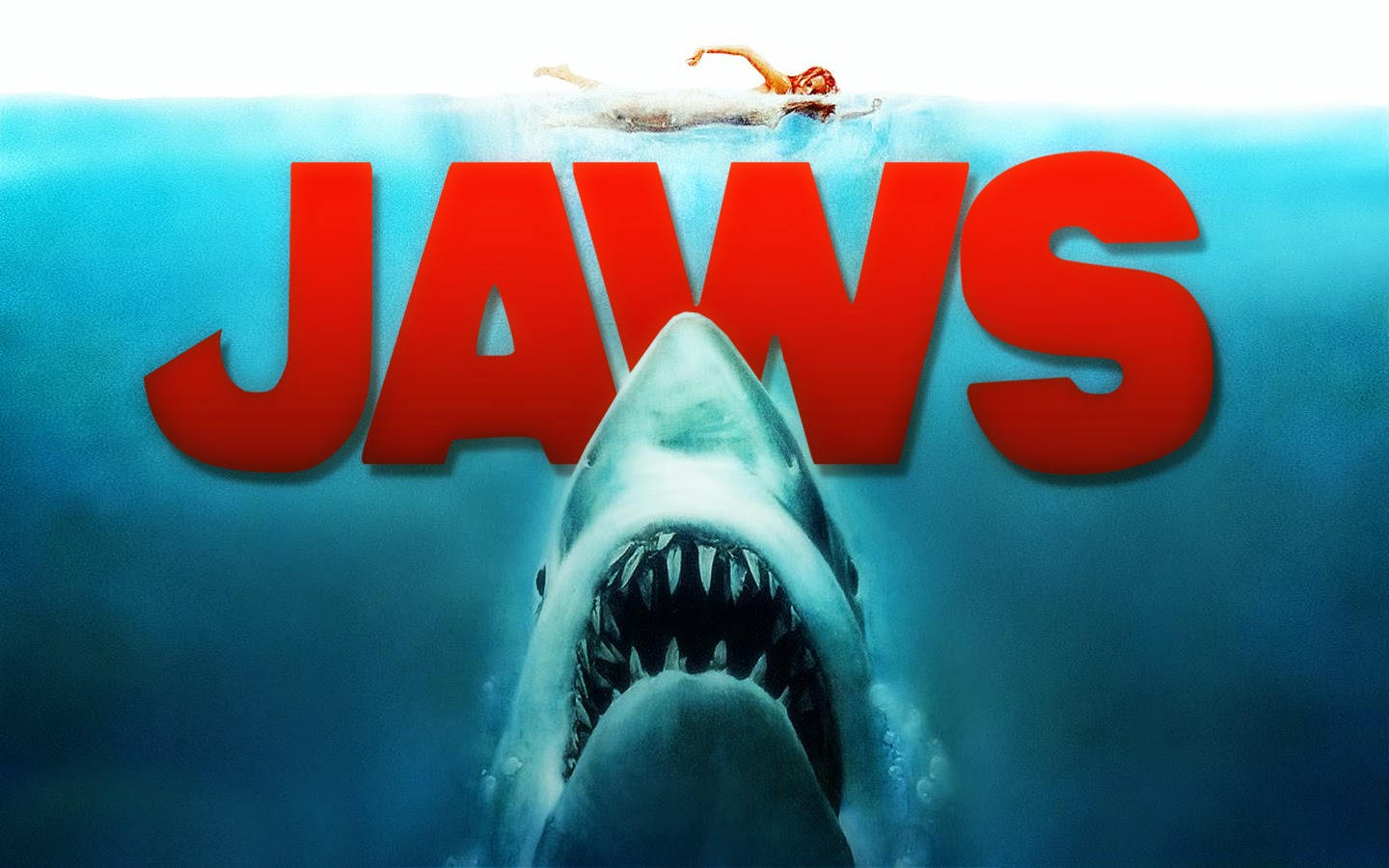 "Jaws Poster - Best ""Making Of"" Books: THE JAWS LOG - thescriptblog.com"