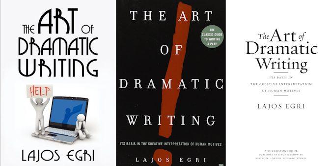 The Art of Dramatic Writing - Best Screenwriting Books: THE ART OF DRAMATIC WRITING - thescriptblog.com