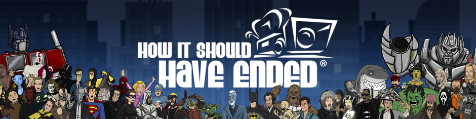 "How It Should Have Ended - ""How It Should Have Ended"": The Amazing (Super) Power of Parody - thescriptblog.com"
