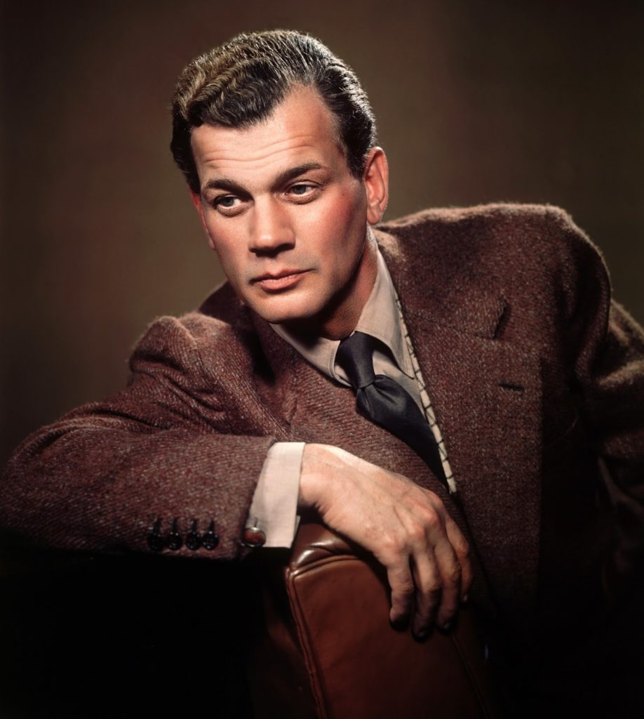 Joseph Cotten was one of those players who shaped movies the way they are now.