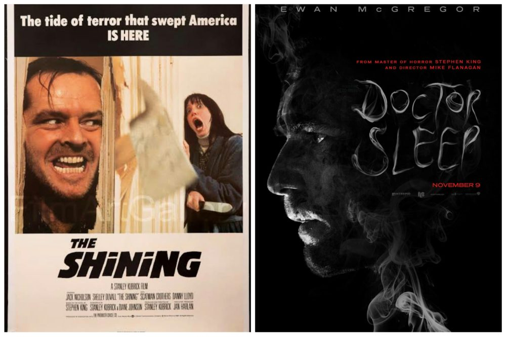 The Shining / Doctor Sleep - King Vs Kubrick - thescriptblog.com