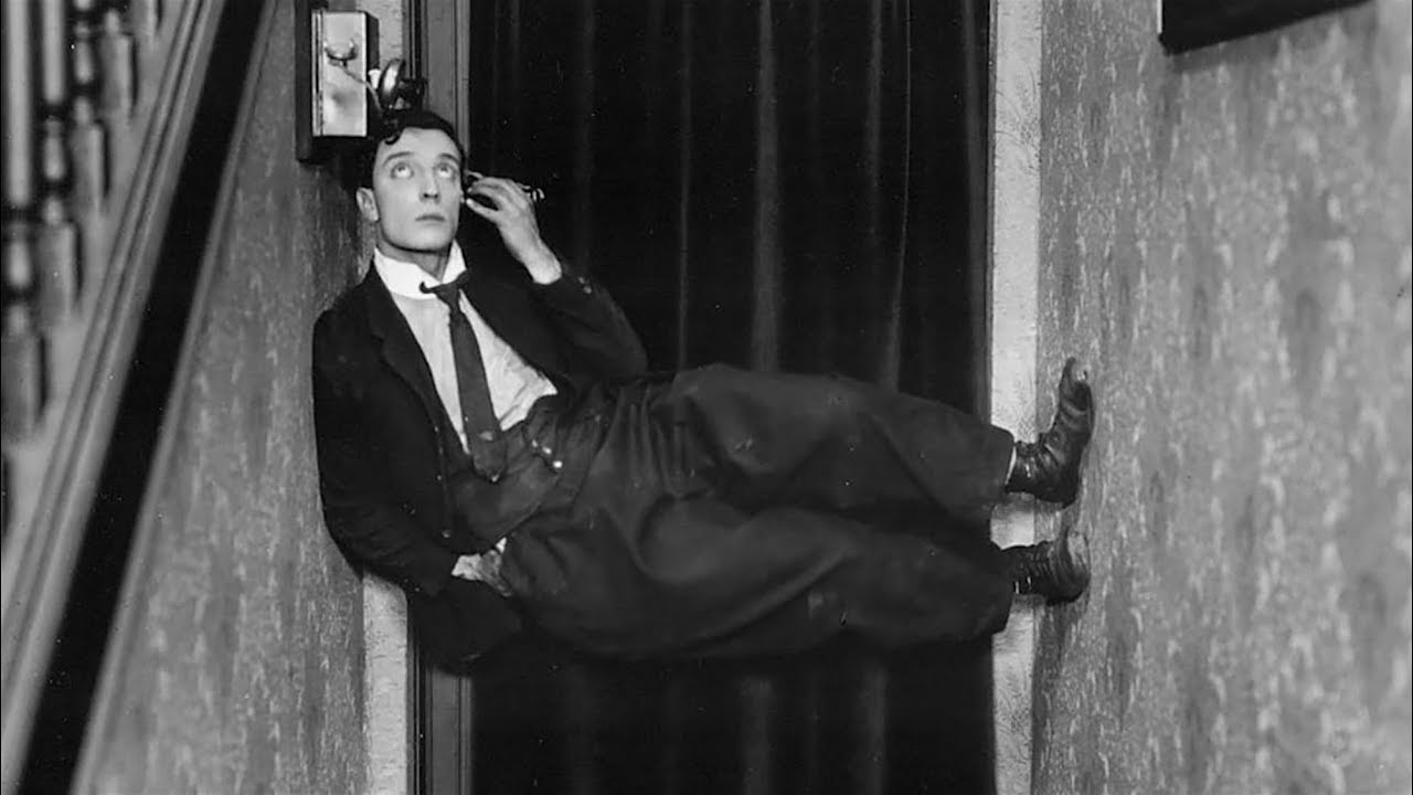 Buster Keaton: The Best Comedian Ever? - thescriptblog.com