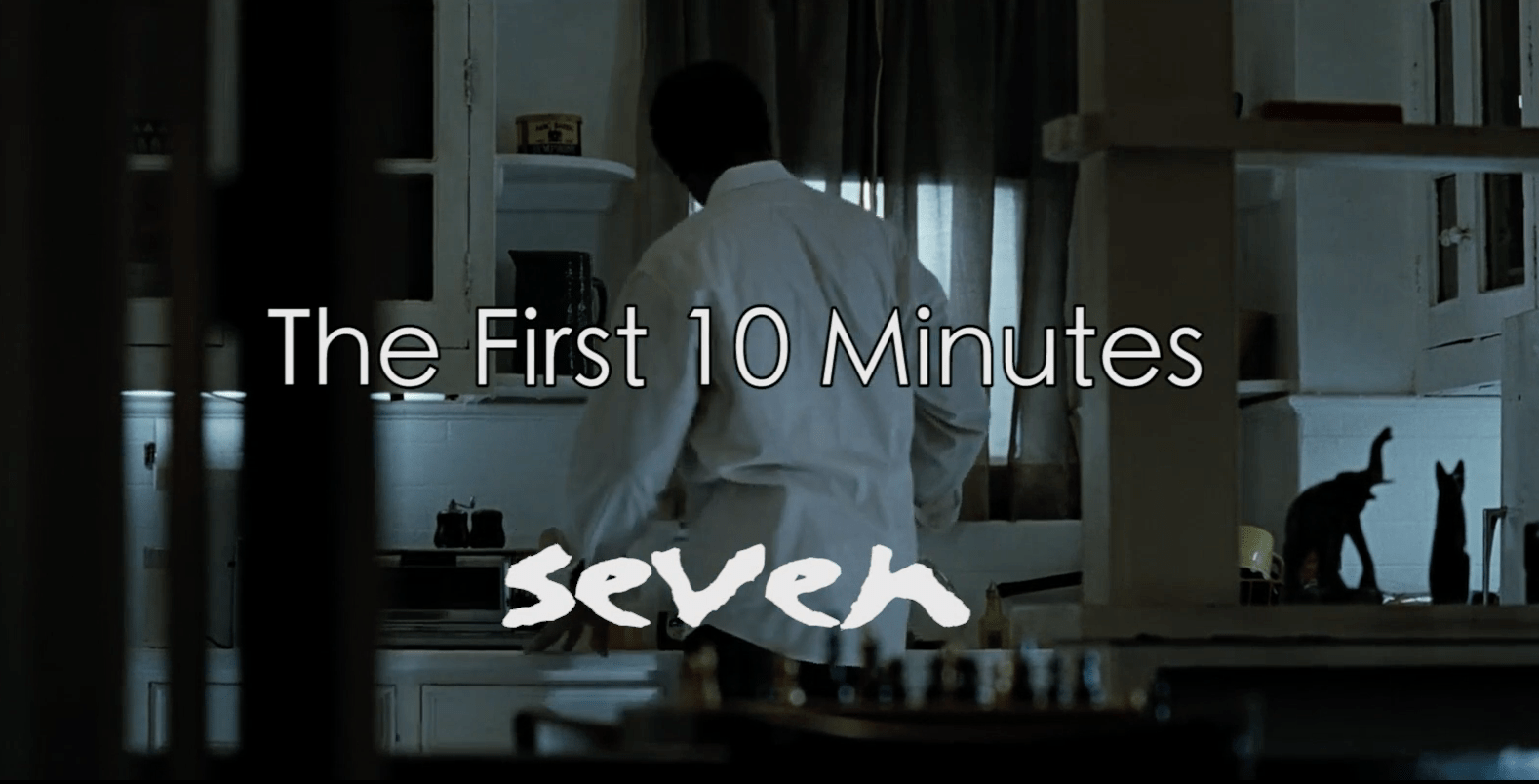 Seven - The First 10 Minutes - thescriptblog.com