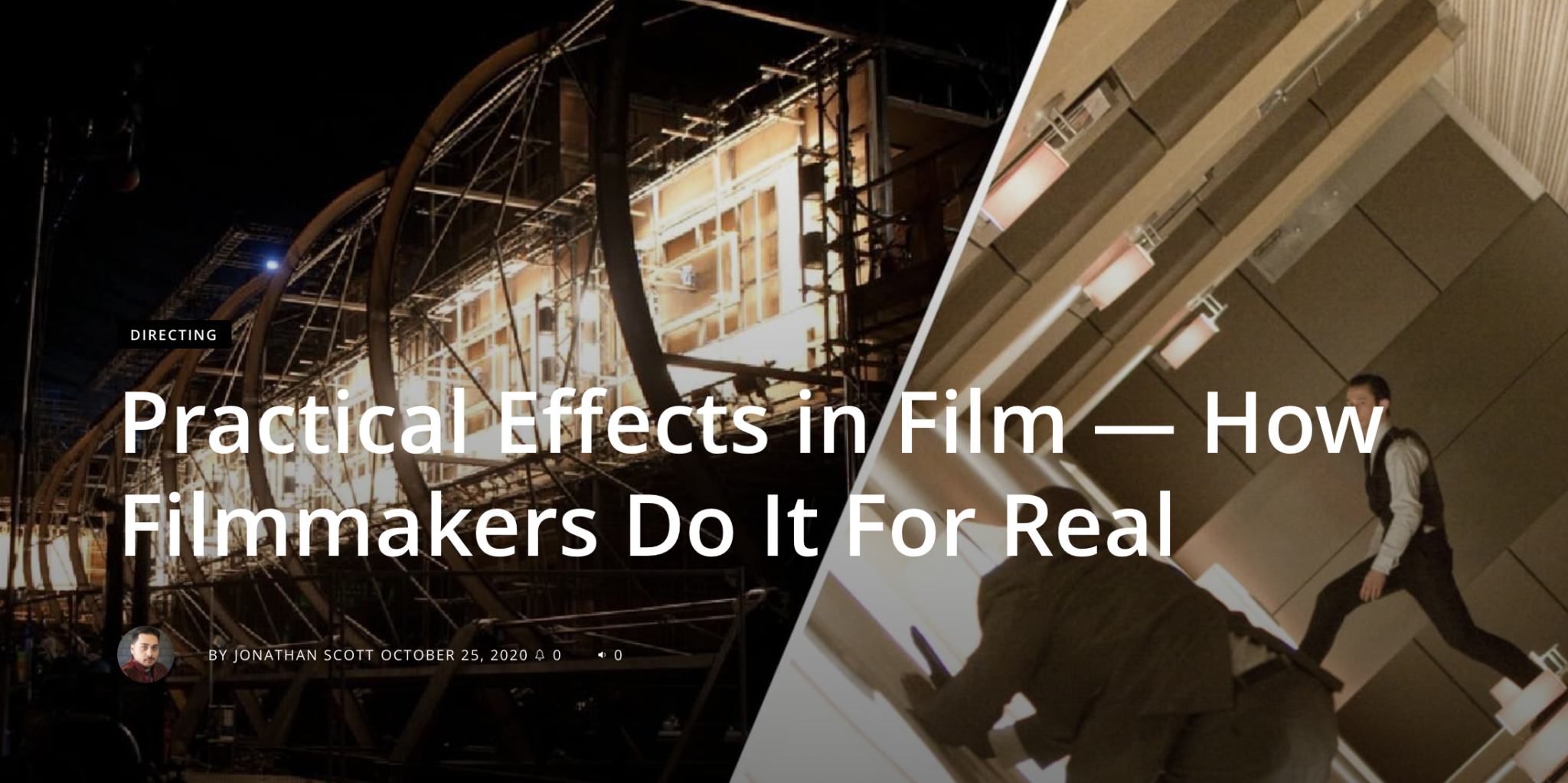 Practical Effects in Film - thescriptblog.com