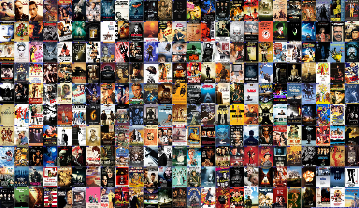World of Movie Posters - thescriptblog.com