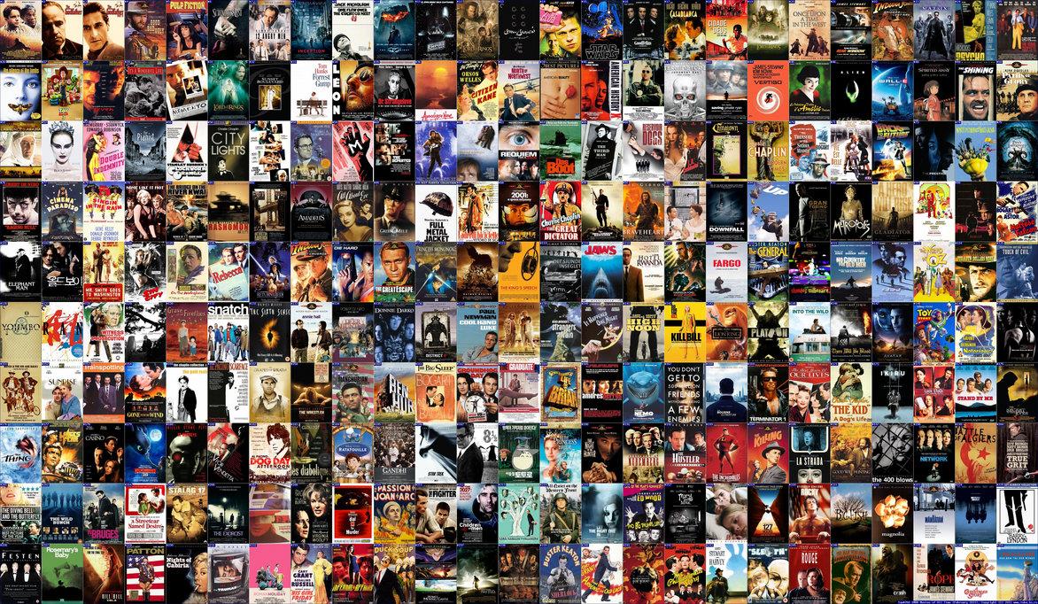 World of Movie Posters - thescriptblog.com