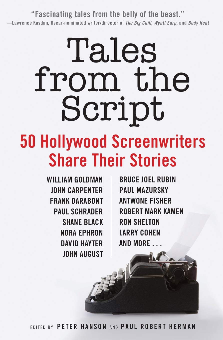 Tales From The Script- thescriptblog.com