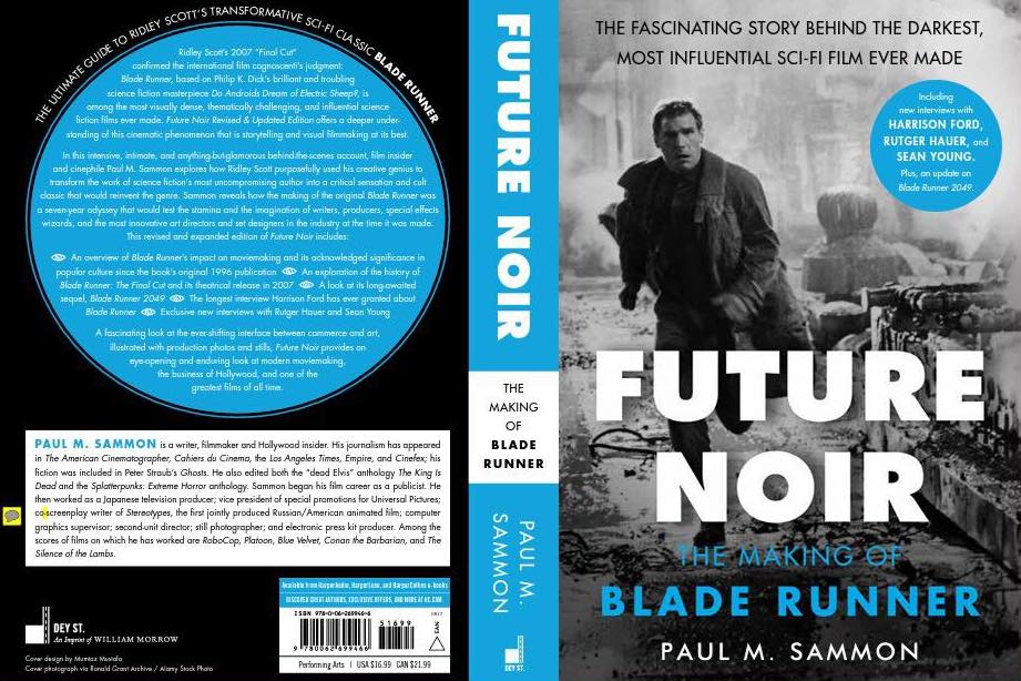 Future Noir - The Making of Blade Runner - thescriptblog.com