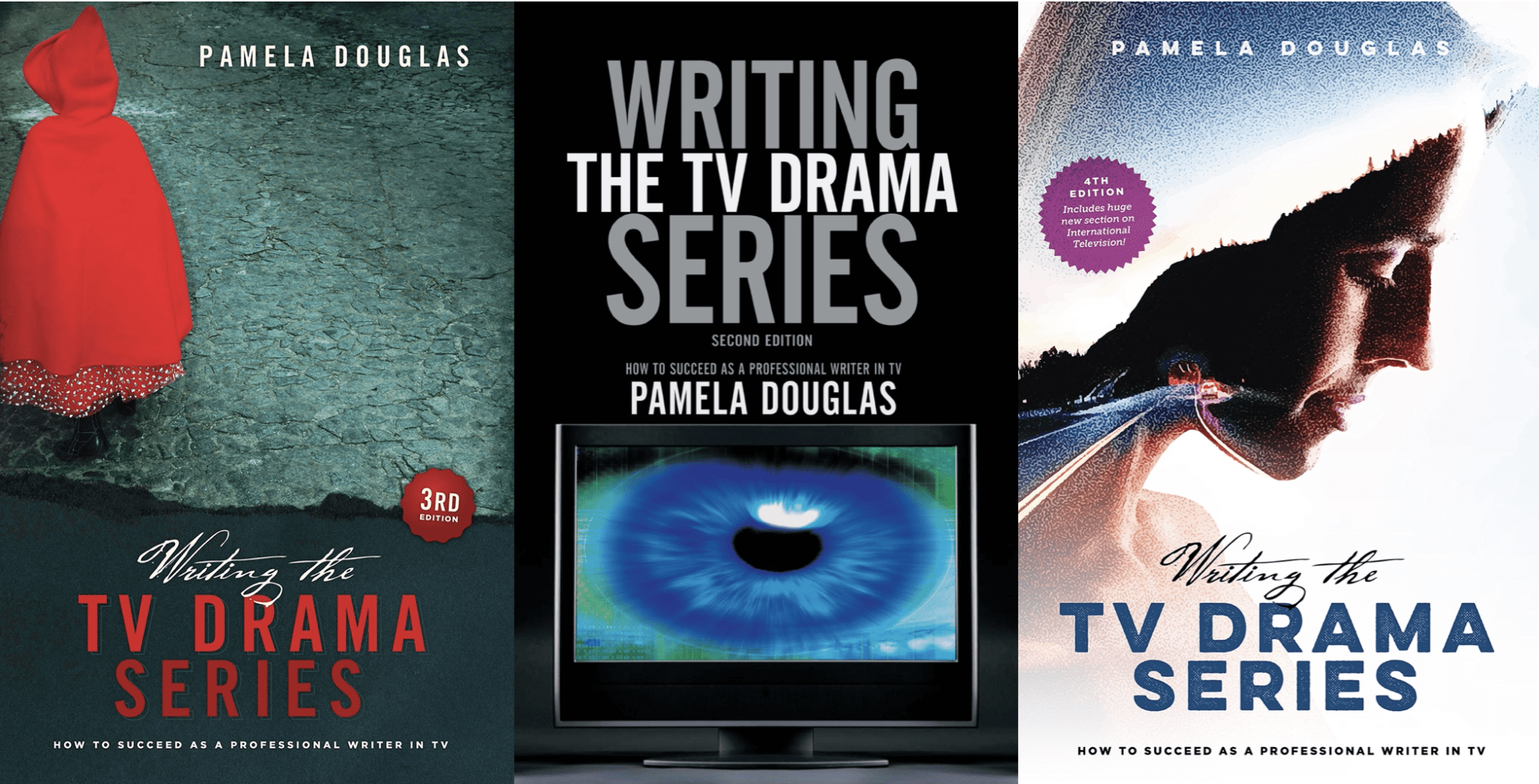 Writing the TV Drama Series - thescriptblog.com