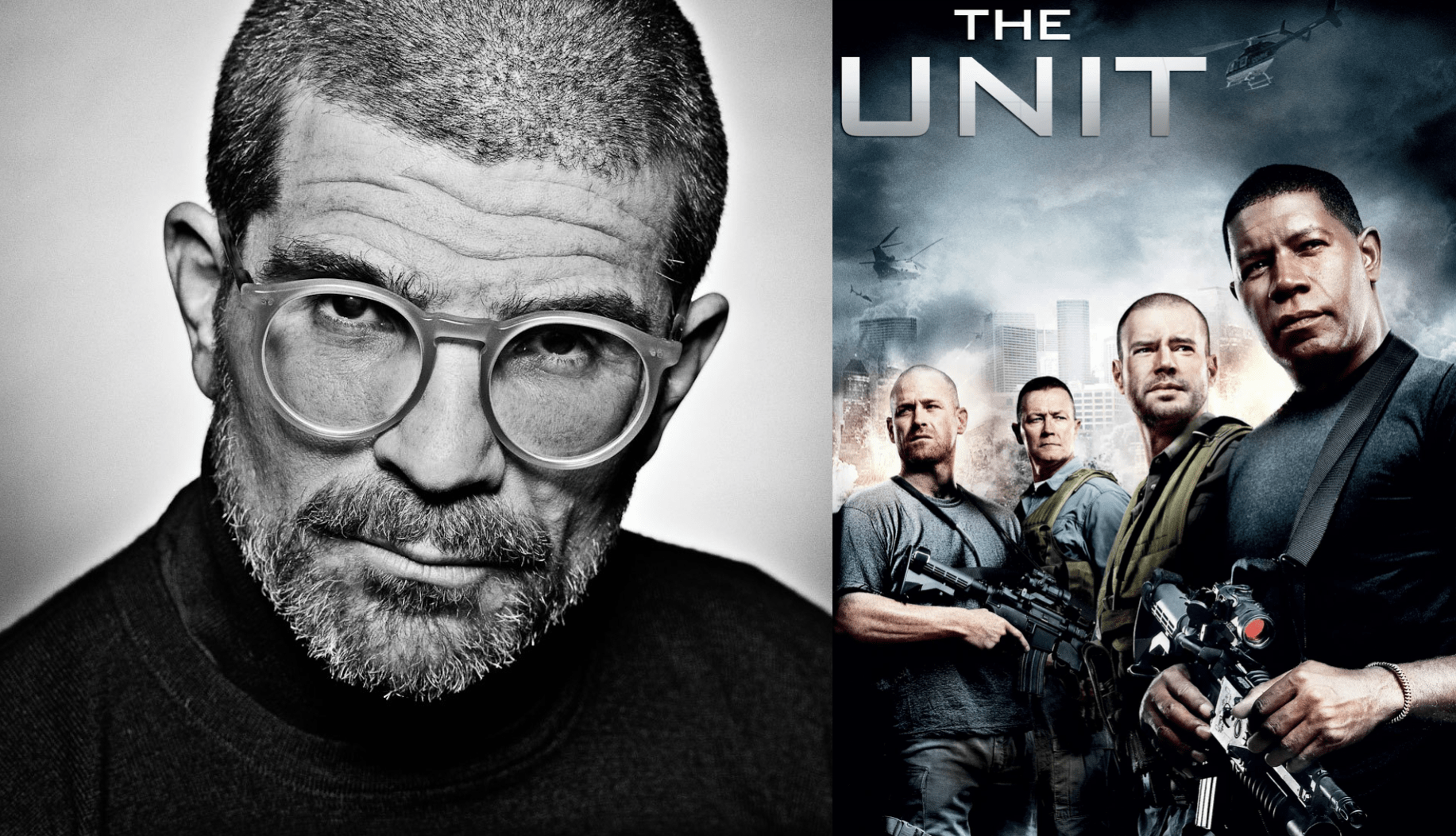 David Mamet - The Unit - thescriptblog.com