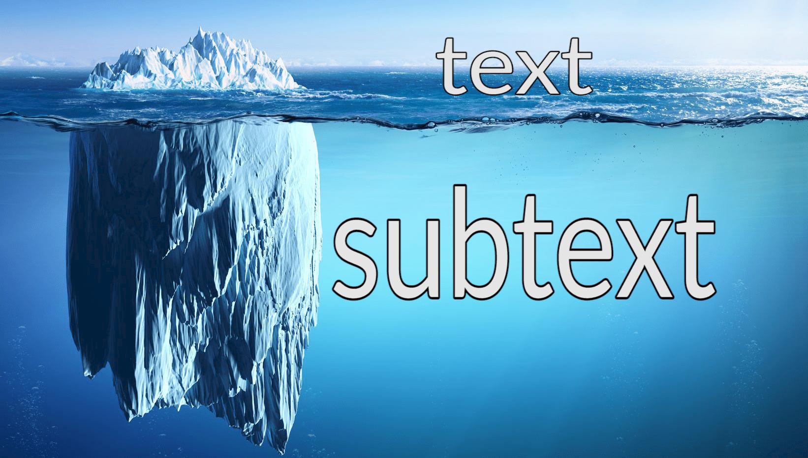 Subtext - thescriptblog.com