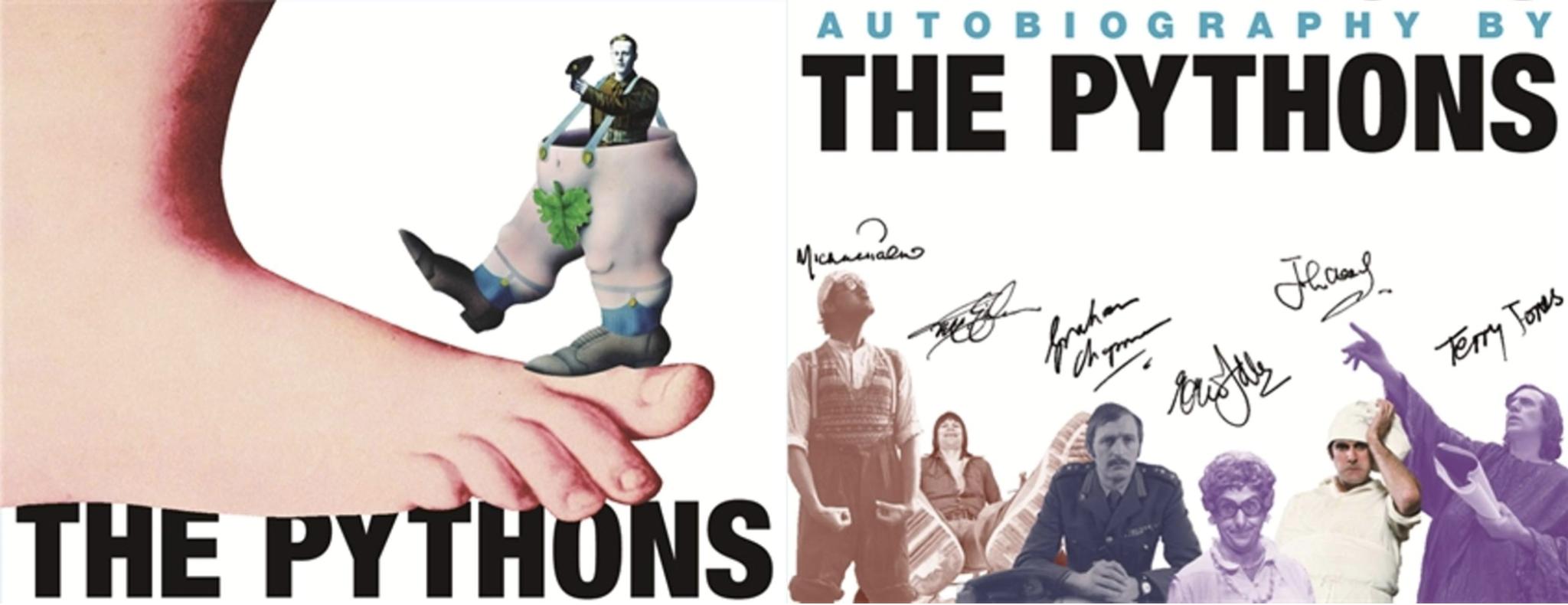 Monty Python on Monty Python -the Pythons' Autobiography By The Pythons - thescriptblog.com