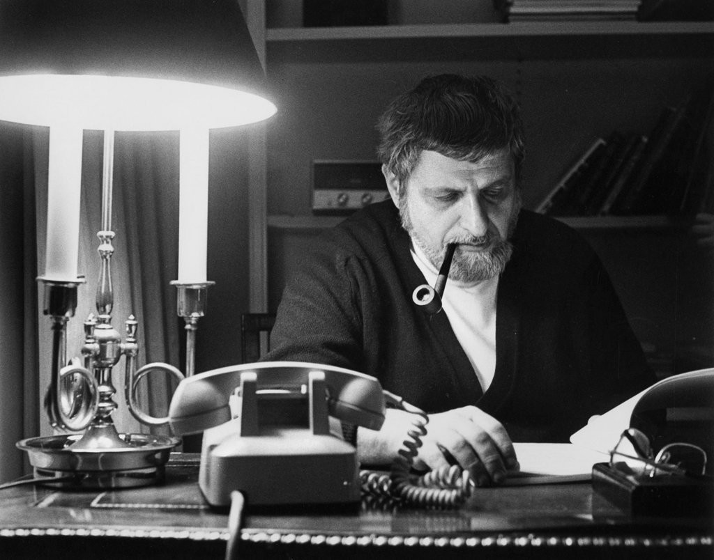 Paddy Chayefsky - Mad As Hell - thescriptblog.com