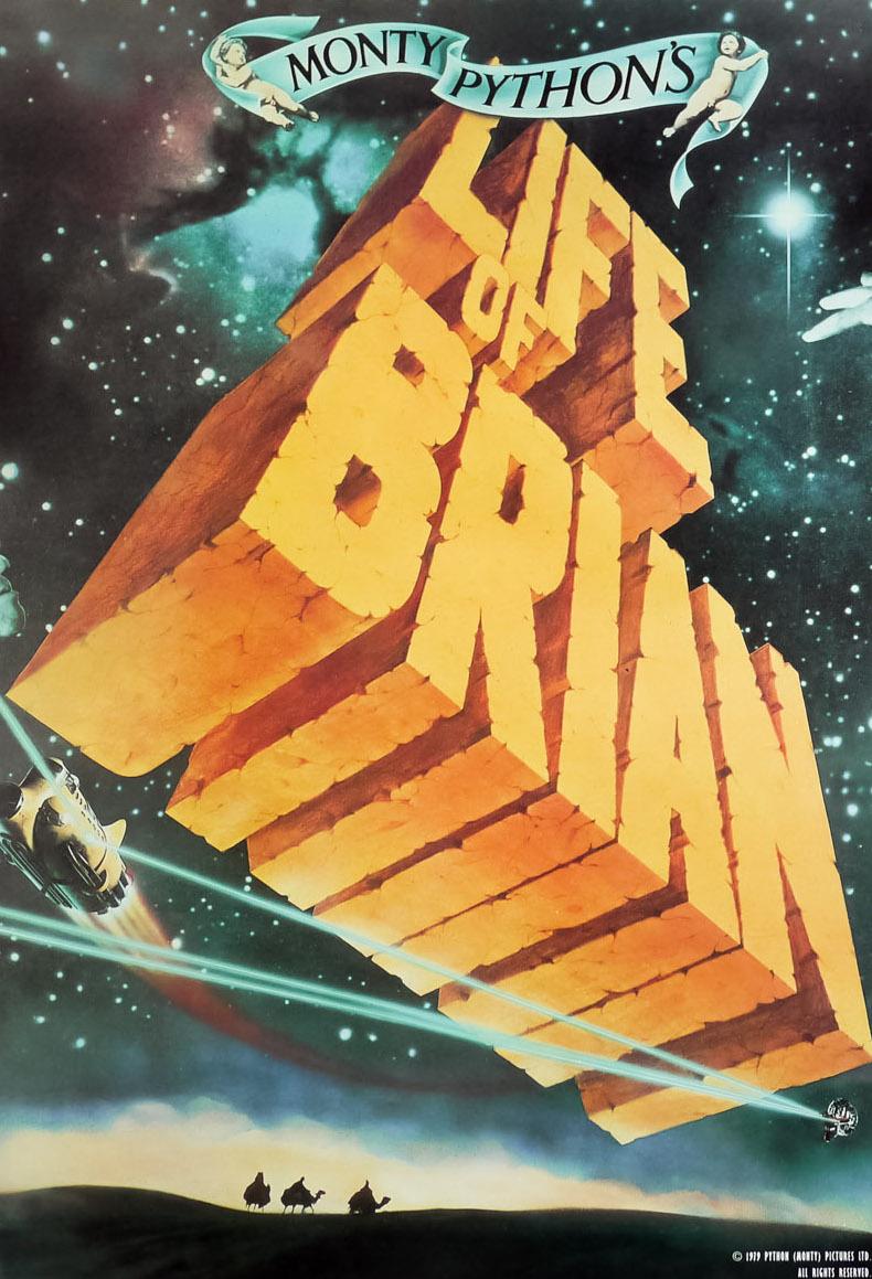 Life Of Brian - thescriptblog.com